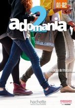 ADOMANIA 2 + CAHIER + DVD