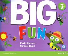 کتاب Big Fun 3 SB+WB+CD
