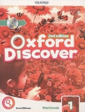 Oxford Discover 1 Workbook 2nd Edition