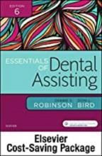 کتاب اسنشالز آف دنتال آسیستینگ Essentials of Dental Assisting 6th Edition2016