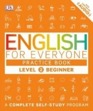 کتاب English for Everyone - Level 2 Beginner - Practice Book