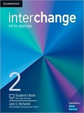 کتاب Interchange 5th 2 SB+WB+CD رحلی