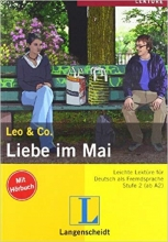 کتاب leo + co liebe im mai + cd audio