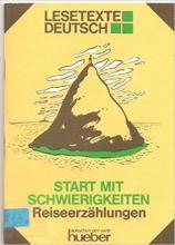 کتاب Lesetexte Deutsch - Level 3: Start Mit Schwierigkeiten
