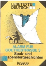 کتاب Lesetexte Deutsch - Level 1: Alarm Fur Goethestrabe 3