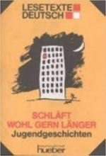 کتاب Lesetexte Deutsch: Schlaft wohl gern langer