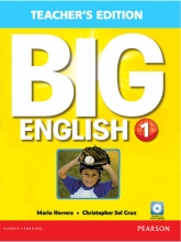 کتاب معلم Big English 1 Teachers Book