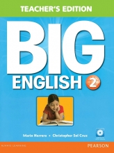 کتاب معلم Big English 2 Teachers Book