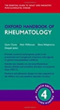 کتاب آکسفورد هندبوک آف روماتولوژی Oxford Handbook of Rheumatology, 4th Edition2018