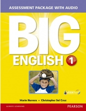 کتاب Big English 1 Assessment Package+CD