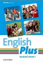کتاب English Plus 1 SB+WB+CD