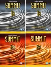 مجموعه 4 جلدی ساميت Summit Second Edition ويرايش دوم