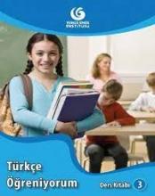 ( کتاب ترکی اوکیوروم )Turkce Ogreniyorum 3