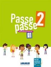 كتاب Passe - Passe 2 - Livre + Cahier + CD