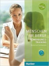 کتاب Menschen im Beruf - Bewerbungstraining A2+/B1