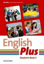 کتاب English Plus 2 SB+WB+CD