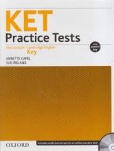 کتاب کت پرکتیس تستز KET Practice Tests With CD