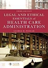 کتاب لگال اند اتیکال اسنشالز آف هلث کر ادمینیستریشن Legal and Ethical Essentials of Health Care Administration, 3rd Edition