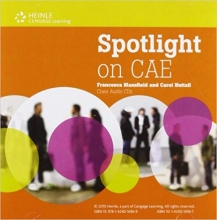 کتاب اسپات لایت آن سی ای ای Spotlight on CAE
