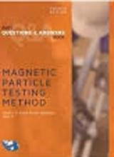 کتاب ان اس ان تی کوئسشنز اند آنسورز بوکASNT Questions & Answers Book: Magnetic Particle Testing (MT) Method, Fourth Edition