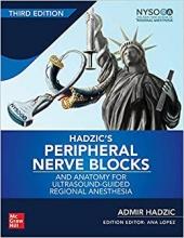 کتاب هادزیکس پریفرال نرو بلاکس اند آناتومی Hadzic's Peripheral Nerve Blocks and Anatomy for Ultrasound-Guided Regional Anesthes