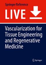 کتاب واسکولاریزیشن فور تیشو انجینیرینگ Vascularization for Tissue Engineering and Regenerative Medicine