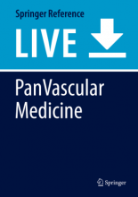 کتاب پان واسکولار مدیسین PanVascular Medicine
