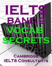کتاب آیلتس باند 9 وکاب سکرتس IELTS Band 9 Vocab Secrets