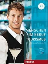 کتاب Menschen Im Beruf Tourismus: Kursbuch A2 + CD