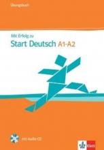 کتاب Mit Erfolg zu Start Deutsch: Übungsbuch mit Audio-CD