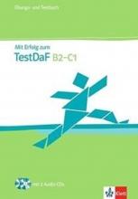 کتاب Mit Erfolg zum TestDaF B2-C1: Übungs- und Testbuch inkl. 2 Audio Cds