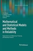 کتاب متمتیکال اند استاتیستیکال مدلز Mathematical and Statistical Models and Methods in Reliability : Applications to Medicine, F