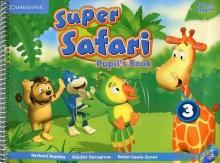 کتاب Super Safari 3 British Pupils+Activity Book +CD