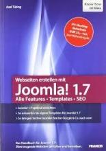 کتاب وب سایتن ارستلن میت جوملا Webseiten erstellen mit Joomla! 1.7 : Alle Features - Templates - SEO