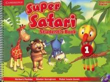 کتاب Super Safari 1 American SB+WB+CD