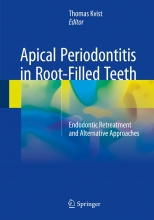 کتاب آپیکال پریودنتیست این روت فایلد تث Apical Periodontitis in Root-Filled Teeth : Endodontic Retreatment and Alternative Appro