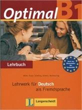 کتاب Optimal B1 Lehrbuch + Arbeitsbuch