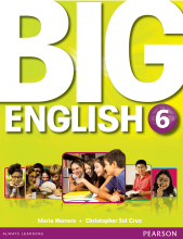 کتاب Big English 6 SB+WB+CD+DVD