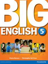 کتاب Big English 5 SB+WB+CD+DVD