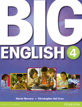 کتاب Big English 4 SB+WB+CD+DVD