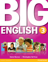 کتاب Big English 3 SB+WB+CD+DVD