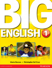 کتاب Big English 1 SB+WB+CD+DVD