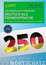 کتاب PONS 250 Wortschatz-Übungen Deutsch als Fremdsprache
