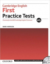 کتاب Cambridge English First Practice Tests+CD