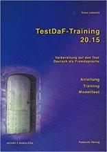 کتاب آلمانی تست داف ترینینگ TestDaF-Training 20.15 + CD