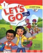 کتاب  Lets Go 5th 1 SB+WB+DVD