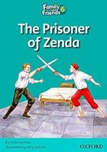 کتاب Family and Friends Readers 6 The Prisoner of Zenda