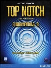 کتاب تاپ ناچ Top Notch 2nd Fundamentals A