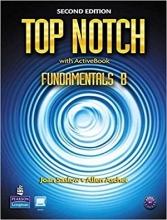 کتاب آموزشی تاپ ناچ ویرایش دوم Top Notch 2nd Fundamentals B