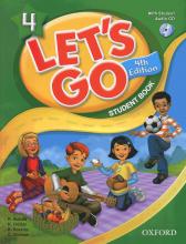 کتاب Lets Go 4 Student Book 4th+wb